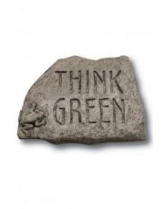 "8"" Stone-Think Green"