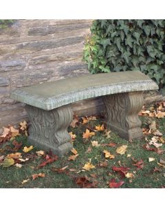 Traditional Curved Bench