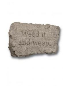 """10"""" Stone-Weed it and Weep"""