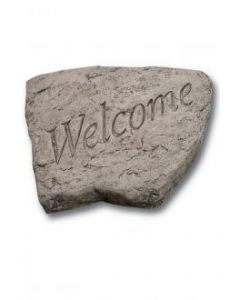 """8"""" Stone-Welcome"""