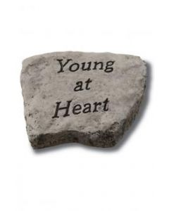"""8"""" Stone-Young at Heart"""